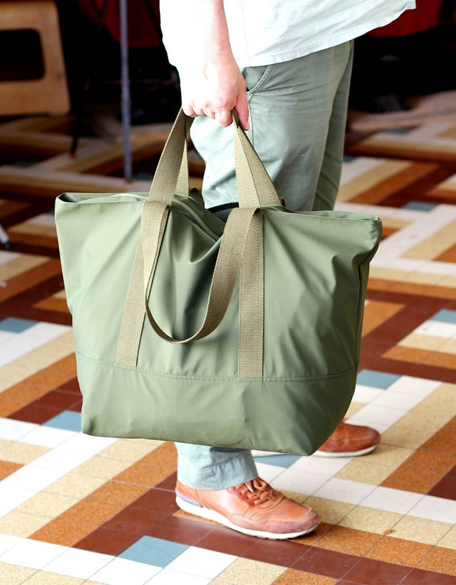 Patron de couture sac de voyage